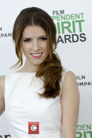Anna Kendrick - The 2014 Film Independent Spirit Awards arrivals - Los Angeles, California, United States - Sunday 2nd March...
