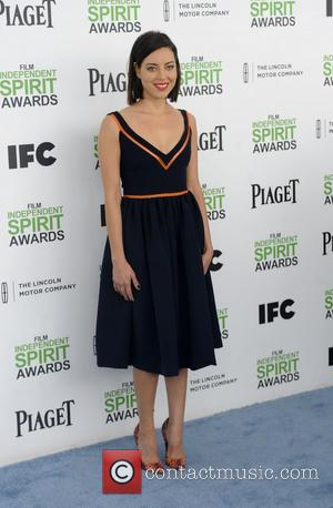 Aubrey Plaza - The 2014 Film Independent Spirit Awards arrivals - Los Angeles, California, United States - Sunday 2nd March...