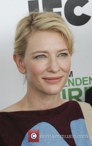 Cate Blanchett - The 2014 Film Independent Spirit Awards arrivals