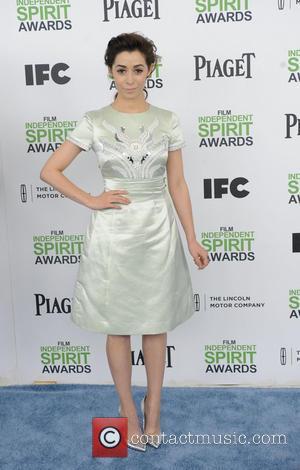Cristin Milioti - The 2014 Film Independent Spirit Awards arrivals - Los Angeles, California, United States - Sunday 2nd March...