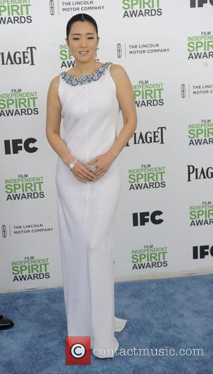 Gong Li - The 2014 Film Independent Spirit Awards arrivals - Los Angeles, California, United States - Sunday 2nd March...