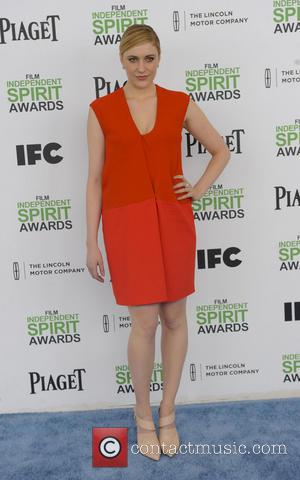 Greta Gerwig - The 2014 Film Independent Spirit Awards arrivals - Los Angeles, California, United States - Sunday 2nd March...
