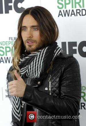 Jared Leto - The 2014 Film Independent Spirit Awards arrivals
