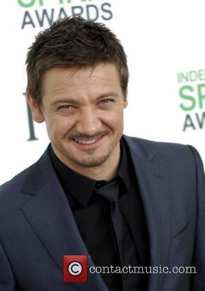 Jeremy Renner - The 2014 Film Independent Spirit Awards arrivals - Los Angeles, California, United States - Sunday 2nd March...
