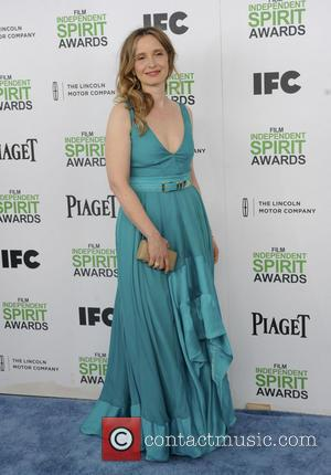Julie Delpy - The 2014 Film Independent Spirit Awards arrivals - Los Angeles, California, United States - Sunday 2nd March...