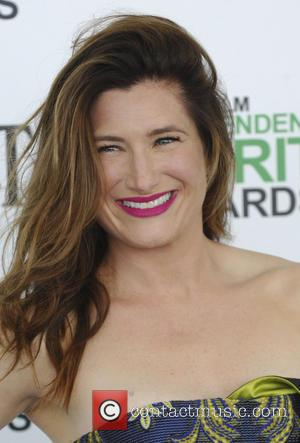 Kathryn Hahn - The 2014 Film Independent Spirit Awards arrivals - Los Angeles, California, United States - Sunday 2nd March...