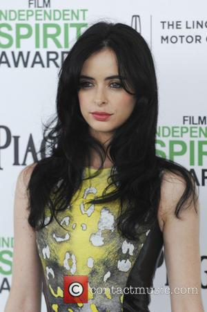 Krysten Ritter - The 2014 Film Independent Spirit Awards arrivals - Los Angeles, California, United States - Sunday 2nd March...