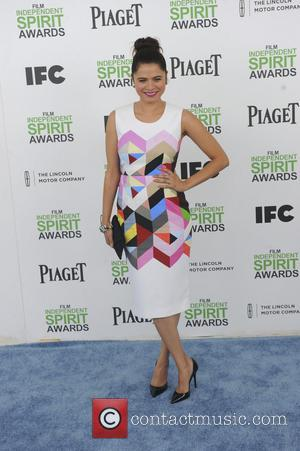 Melonie Diaz - The 2014 Film Independent Spirit Awards arrivals - Los Angeles, California, United States - Sunday 2nd March...