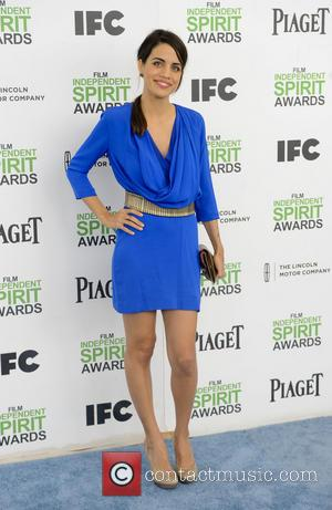 Natalie Morales - The 2014 Film Independent Spirit Awards arrivals - Los Angeles, California, United States - Sunday 2nd March...