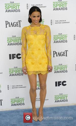 Paula Patton - The 2014 Film Independent Spirit Awards arrivals - Los Angeles, California, United States - Sunday 2nd March...