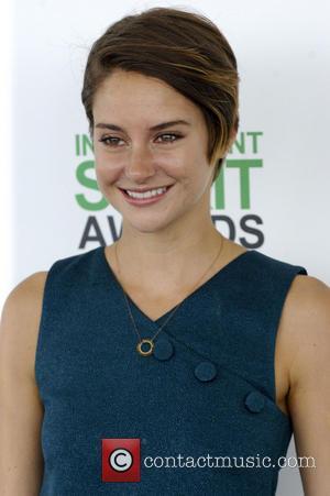 Shailene Woodley - The 2014 Film Independent Spirit Awards arrivals