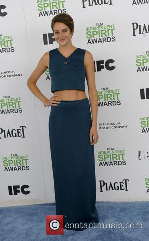 Shailene Woodley - The 2014 Film Independent Spirit Awards arrivals - Los Angeles, California, United States - Sunday 2nd March...