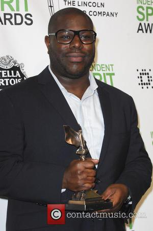 Steve McQueen - The 2014 Film Independent Spirit Awards pressroom - Los Angeles, California, United States - Sunday 2nd March...