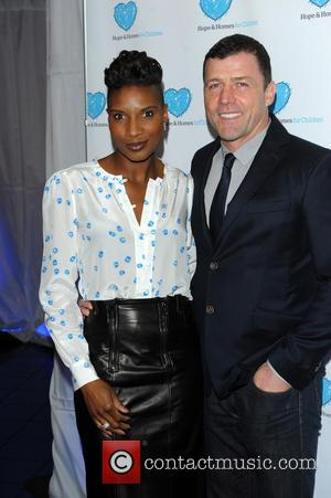 Denise Lewis - Screening of 'A Home for Mirela' a documentary about Romanian orphans by Natalie Pinkham at Vue West...
