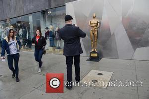 Oscars and Melrose Avenue