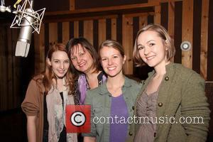 The Bridges, Ephie Aardema, Jennifer Allen, Whitney Bashor and Katie Klaus