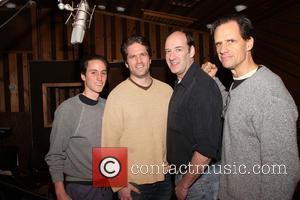 The Bridges, Luke Marinkovich, Aaron Ramey, Dan Sharkey and Michael X. Martin