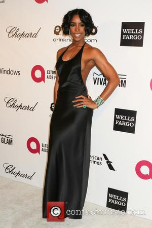 Kelly Rowland - 22nd Annual Elton John AIDS Foundation Academy Awards Viewing/After Party - West Hollywood, California, United States -...