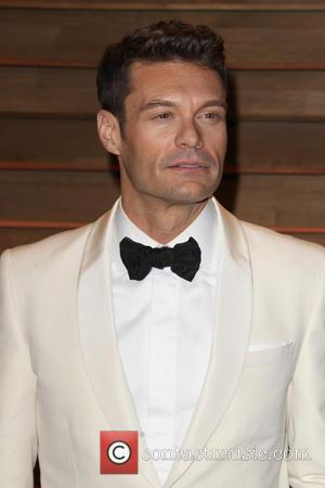 Ryan Seacrest - 2014 Vanity Fair Oscar Party in West Hollywood - West Hollywood, California, United States - Monday 3rd March 2014