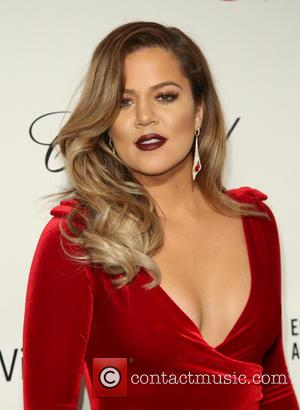 Khloe Kardashian - 22nd Annual Elton John AIDS Foundation Academy...