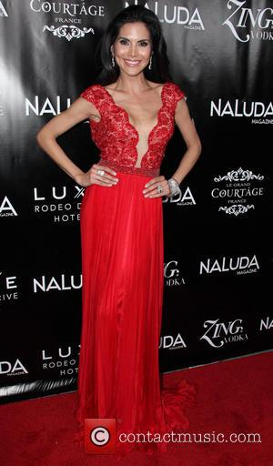 Joyce Giraud - Naluda Magazine March Issue Launch Party - Arrivals - Los Angeles, California, United States - Tuesday 4th...