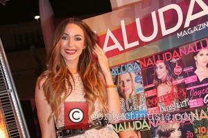 Courtney Bingham - Naluda Magazine's March Issue Launch Party - - Los Angeles, California, United States - Tuesday 4th March...