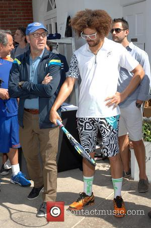 Kevin Spacey and RedFoo of LMFAO - The 10th Annual Desert Smash hosted by Will Ferrell - Palm Springs, California,...