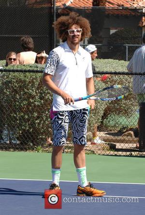 RedFoo of LMFAO - The 10th Annual Desert Smash hosted by Will Ferrell - Palm Springs, California, United States -...
