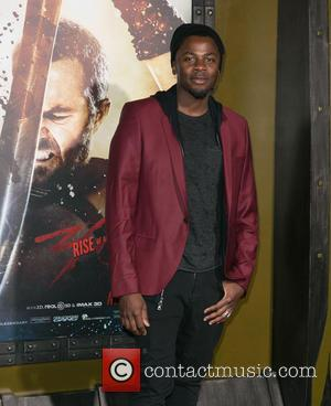 Derek Luke - Celebrities attend premiere of Warner Bros. Pictures and Legendary Pictures'