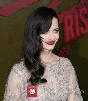 Eva Green - Celebrities attend premiere of Warner Bros. Pictures and Legendary Pictures'