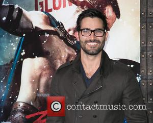 Tyler Hoechlin - Celebrities attend premiere of Warner Bros. Pictures and Legendary Pictures'