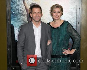 Zack Snyder and Deborah Snyder - Celebrities attend premiere of Warner Bros. Pictures and Legendary Pictures'
