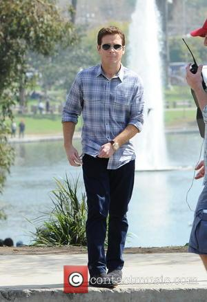 Kevin Connolly - Kevin Connolly turned 40 today and celebrated his special day on the 'Entourage' filmset with the cast...