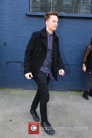 Conor Maynard - Celebrities at Sarm Studios to film for Sport Relief - London, United Kingdom - Wednesday 5th March...
