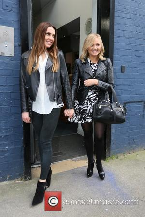 Melanie Chisholm and Emma Bunton