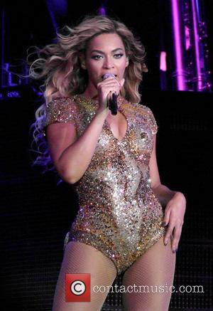 Beyonce - Beyonce performs live in concert at the...