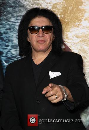 Gene Simmons - 300: Rise of an Empire Hollywood Premiere at TCL Chinese Theatre - Hollywood, California, United States -...