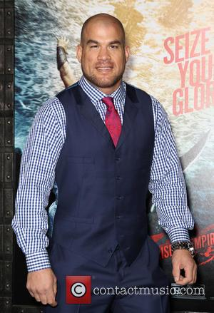 Tito Ortiz - 300: Rise of an Empire Hollywood Premiere at TCL Chinese Theatre - Hollywood, California, United States -...