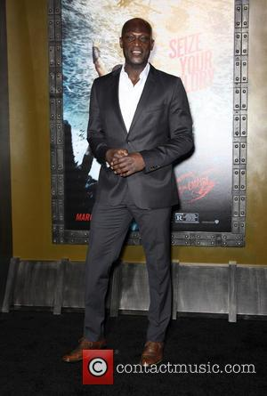 Peter Mensah - 300: Rise of an Empire Hollywood Premiere at TCL Chinese Theatre - Hollywood, California, United States -...