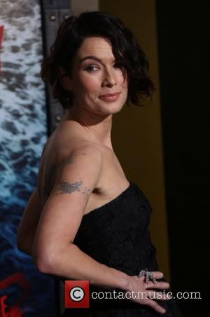 Lena Headey - Premiere of '300: Rise of an Empire' held at at TCL Chinese Theatre - Arrivals - Los...