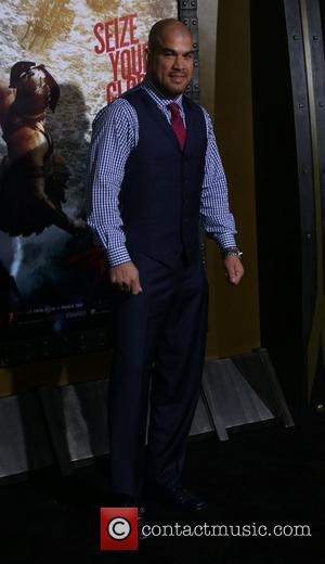 Tito Ortiz - Premiere of '300: Rise of an Empire' held at at TCL Chinese Theatre - Arrivals - Los...