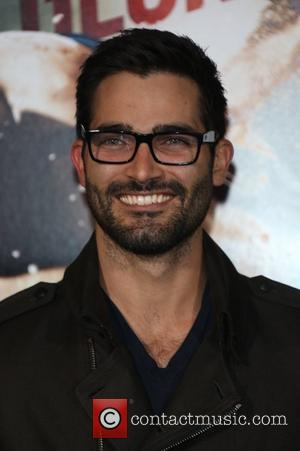Tyler Hoechlin - Premiere of '300: Rise of an Empire' held at at TCL Chinese Theatre - Arrivals - Los...
