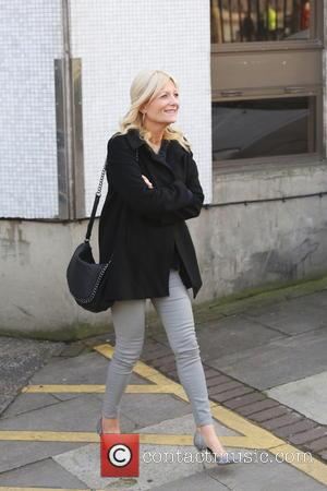 Gaby Roslin - Celebrities at the ITV studios - London, United Kingdom - Wednesday 5th March 2014