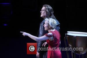Bryn Terfel and Emma Thompson