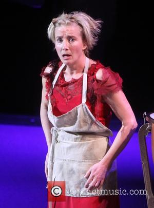 Emma Thompson - Opening Night of New York Philharmonic's Sweeney Todd, held at Avery Fisher Hall - Act One. -...