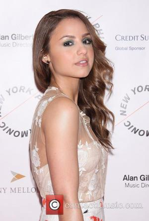 Aimee Carrero - Opening Night of New York Philharmonic's Sweeney Todd, held at Avery Fisher Hall - Arrivals - New...