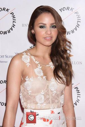 Actress Aimee Carrero Weds