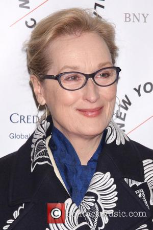 Meryl Streep - Opening Night of New York Philharmonic's Sweeney Todd, held at Avery Fisher Hall - Arrivals - New...