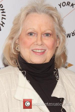 Barbara Cook - Opening Night After Party for New York Philharmonic's Sweeney Todd, held at Avery Fisher Hall - Arrivals...