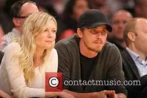 Kirsten Dunst and Garrett Hedlund